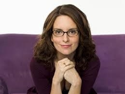 Tina Fey for Mary